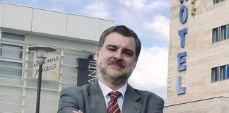 Pablo García Vigón. Presidente de Asemposil.