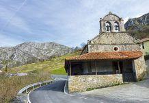 Iglesia de Villamexín. Proaza