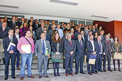 Jornada Líderes en prevención: Casos de éxito OHSAS 18001. Edición de 2014.