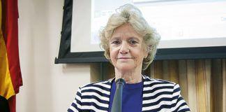 Soledad Becerril. Defensora del Pueblo