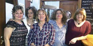 Día de Comadres 2015. Asociación de Mujeres Valle de Quirós