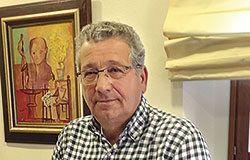 Ovidio García. Alcalde de Quirós