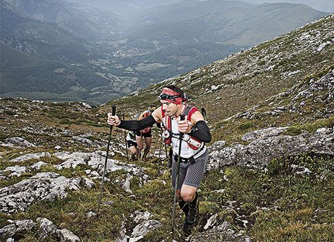 Ultra Trail 'Güeyos del Diablu'