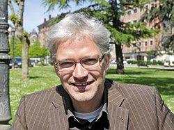 Lennart Koch. Portavoz de la Plataforma Asturias NO a los Tratados de 'Libre' Comercio