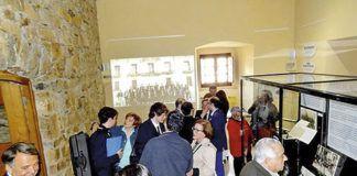 Exposición sobre la Banda de Música