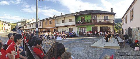 Festival de Música Piantón. Vegadeo