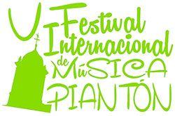 Logo del Festival de Música de Piantón
