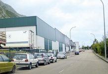 Polígono Industrial de Guadamía. Ribadesella