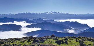 Vistas desde el Pico Mofrechu