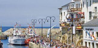 Fiestas del Carmen en Tapia