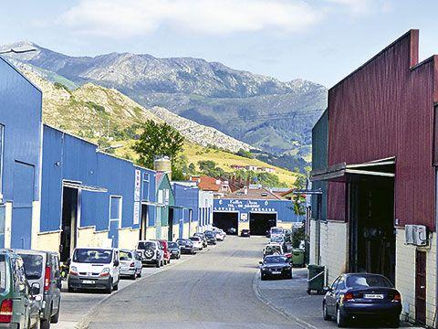 Polígono Industrial de Santa Rita