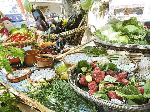 Feria del Campo y Certamen de la Huerta en Posada de Llanes