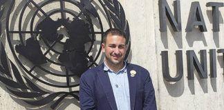 Inaciu Galán. Presidente de Iniciativa pol Asturiano
