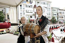 Festival de la Manzana en Villaviciosa