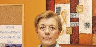 Eva Fernández, presidenta de Afaen