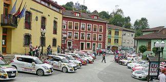 Rally Princesa de Asturias en Riosa
