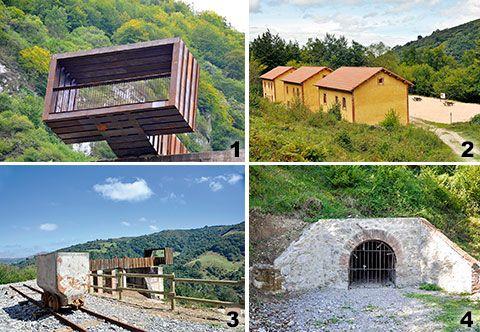 Minas de Texeo. Riosa
