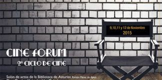 II Ciclo de Cine IAPRL