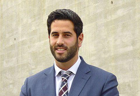 Rubén González. Director-Gerente de Gijón Impulsa Empresas