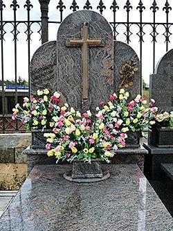 Arte funerario. El recuerdo que perdura