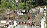 Cementerio de Numa Guilhou. Mieres