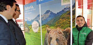 Dia de Asturias en la Exposición Universal de Milán 2015.