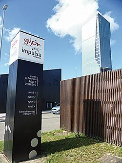 Centro de ensayos de transporte vertical