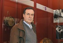 Juaco López Álvarez. Director del Muséu del Pueblu d'Asturies