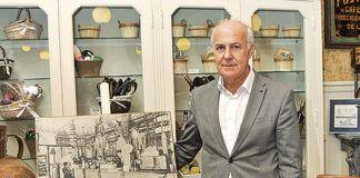 José Juan de Blas, propietario de Camilo de Blas