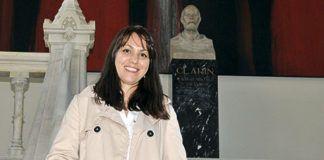 Myriam García. Presidenta de la Asociación Filosofía para Niños