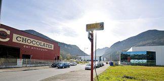 Parque Empresarial de Argame (Morcín)