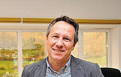 Pablo Sanzo. Presidente de la Entidad de Conservación.