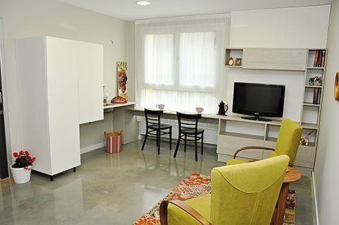 Alojamientos residenciales