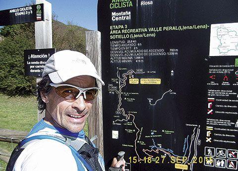 Fernando González Fernández. Deportista
