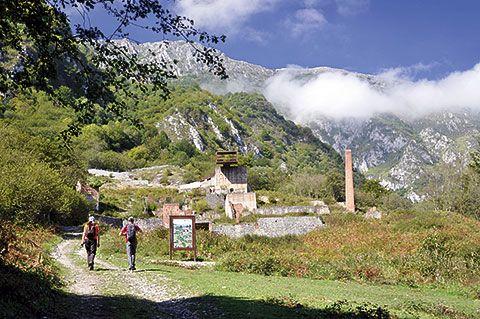 Anillo Ciclista de la Montaña Central - Minas de Texeo