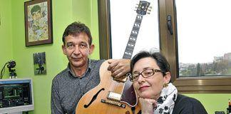 Alfredo Morán y Elena Pérez-Herrero