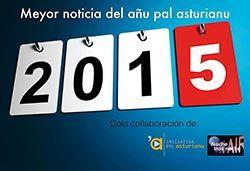 Meyor noticia del añu pal asturianu 2015