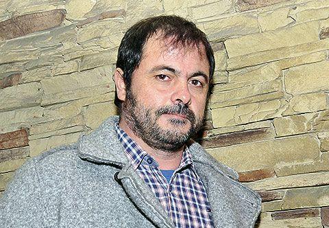 Pedro Arancón. Activista y creador de la Plataforma por la Honestidad