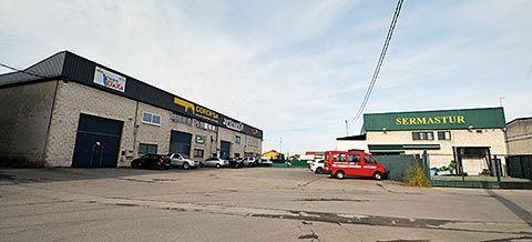Area industrial de Siero - polígono de Naón