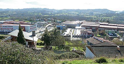 Area industrial de Siero - Polígono de Perográn