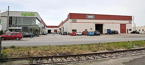 Area industrial de Siero - Polígono Estación de Viella
