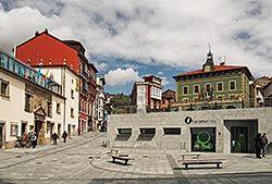 Ayuntamiento y Oficina de Turismo de Tineo