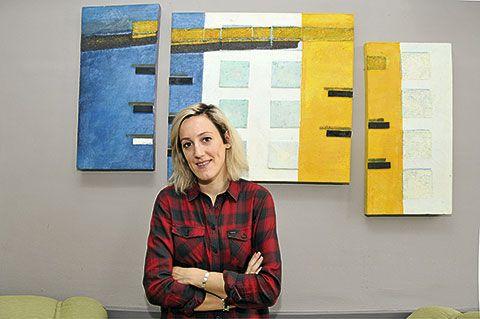Verónica Grech. Ilustradora