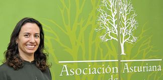 Eva Rodríguez. Presidenta de AEFAS