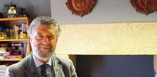 Ignacio García Palacios. Presidente de la Federación Asturiana de Concejos