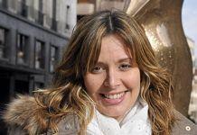 Lucía Fraga. Decana del Colegio de Periodistas de Asturias