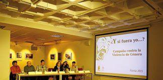Mesa redonda en Navia con motivo del Día Internacional contra la Violencia de Género