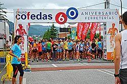 I Carrera Cofedas Ferreterías Solidarias.