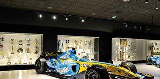 Museo Fernando Alonso, en el polígono industrial de Asipo (Llanera)