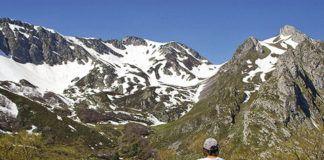 Paisaje de montaña en Redes